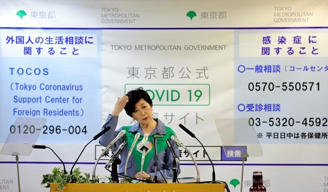 东京警戒等级将提至最高 1周内感染超1200人(内附详情表)